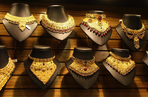 MCX Gold futures rise by 1.1% on global cues