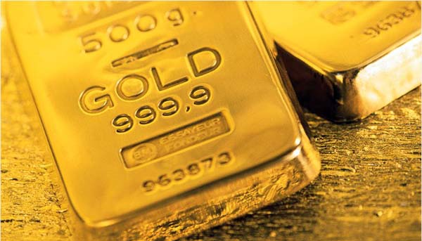 MCX Gold June futures contract slips 1% to Rs 26,492