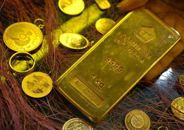 MCX Gold June futures contract trades higher on global cues